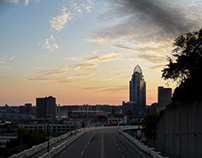 assorted shots (mt. adams, cincinnati) / 9.27.19
