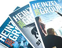 Heinzel Group Geschäftsbericht 2013–2015