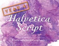 Halvetica Typeface