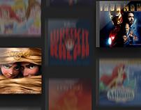 Disney contents platform.