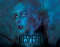 Hespera Album Illustration and Layout