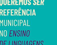 interação: escola de linguagens