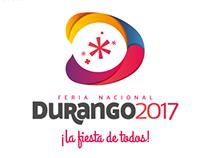 Feria Nacional Durango 2017 (Propuesta no ganadora)