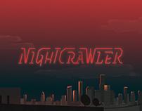 Nightcrawler Title Sequence