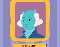 Book Concept - Bearly Politics