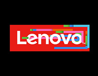 Lenovo: Product Screensaver