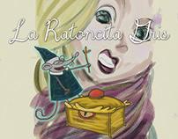 La Ratoncita Gris - The Gray Little Mouse