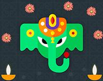 Ganesha - Greetings!