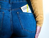 Membership card // Preguiça Magazine