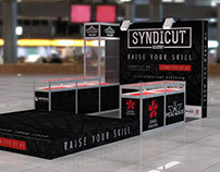 SYNDICUT ACADEMY Exhibition Stand Design