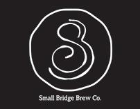 Small Bridge Brew Co. Branding