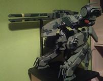 Cardboard Gear REX [Proceso] (2016)