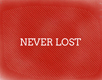 Never Lost app