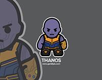 Thanos Chibi