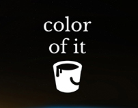 Color Of It - find the color of things