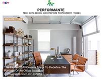 Architecture Websites Design