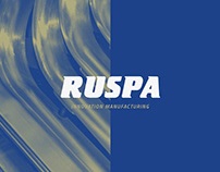 RUSPA OFFICINE . Branding & Website