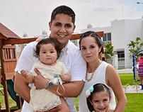 Bautizo Fam Olvera 2015