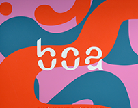 Boa typeface (work in progress)