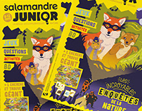 Salamandre Junior