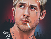 THE PLACE BEYOND THE PINES | Ryan Gosling