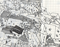 ILLUSTRATION | Sketchbooks
