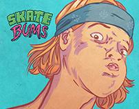 Skate Bums - game art