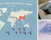 Where Are Your Classmates From?