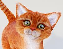 3d model of CAT
