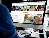 Website Design and photography for Elementary School