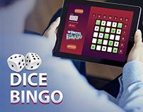 Dice Bingo UI/UX Design