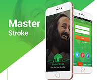 Masterstroke Mobile Application
