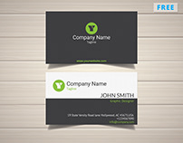 Modern Interior Design Business Card
