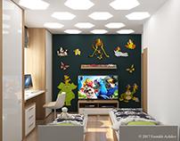 Children room