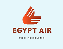 EGYPTAIR Rebrand