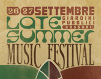 Late Summer Music Festival