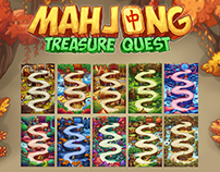 "Game locations for ""Mahjong Treasure Quest"" (Part 3)"