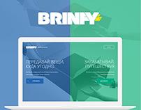 Brinfy | Crowdshipping platform