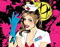 Blink-182- ilustración
