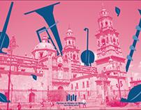 Postales Festival de Música de Morelia