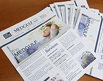 Editorial - brochure (newsletter) Medgulf Insurance
