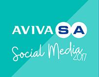 AvivaSA Social Media Contents