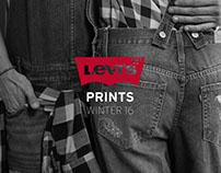 Levi's Prints - Winter 16