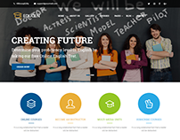 Educen - Education WordPress Theme