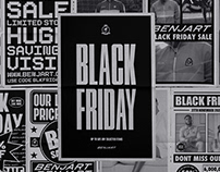 Benjart — Black Friday Ads — byDBDS®
