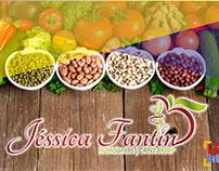 Logo Nutri Jéssica Fantin