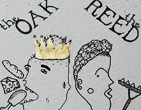 The Oak & The Reed Zine