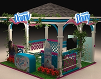 Downy Booth