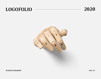 LOGOFOLIO Vol. 01   2020
