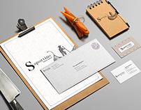 Saportino Restaurant - Brand Identity